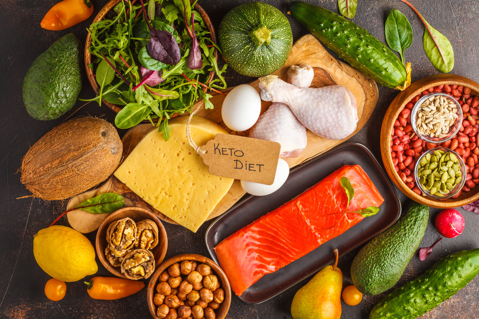 foods in ketogenic diet