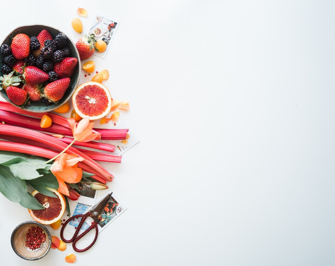 healthy fruits and vegitables