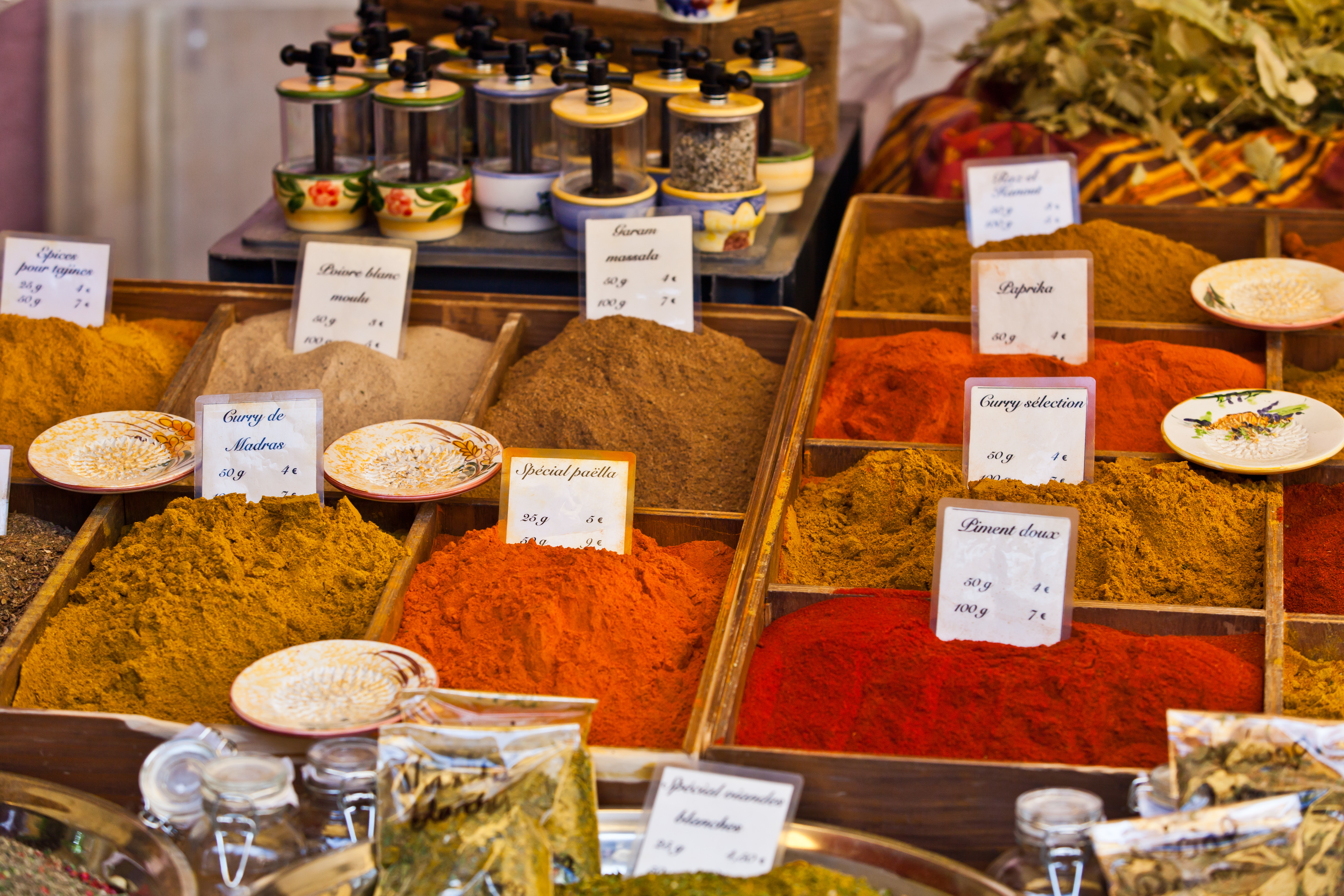 healthiest spices
